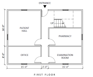New Building Plans (Health Post)